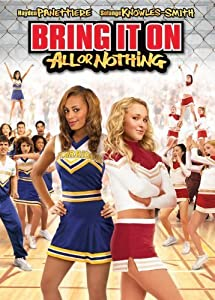 Movie pay downloads Bring It On: All or Nothing by Steve Rash [720pixels]