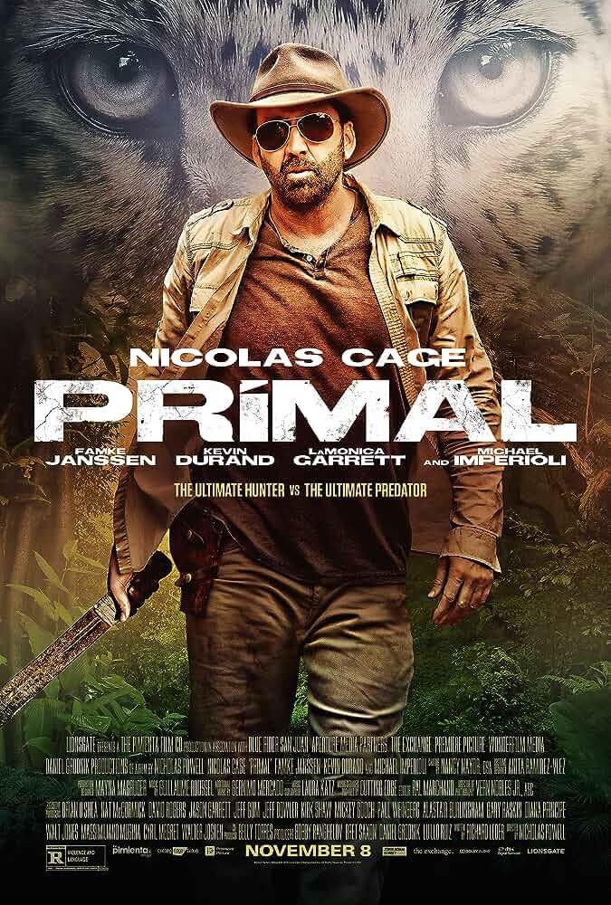 Primal (2019) in Hindi