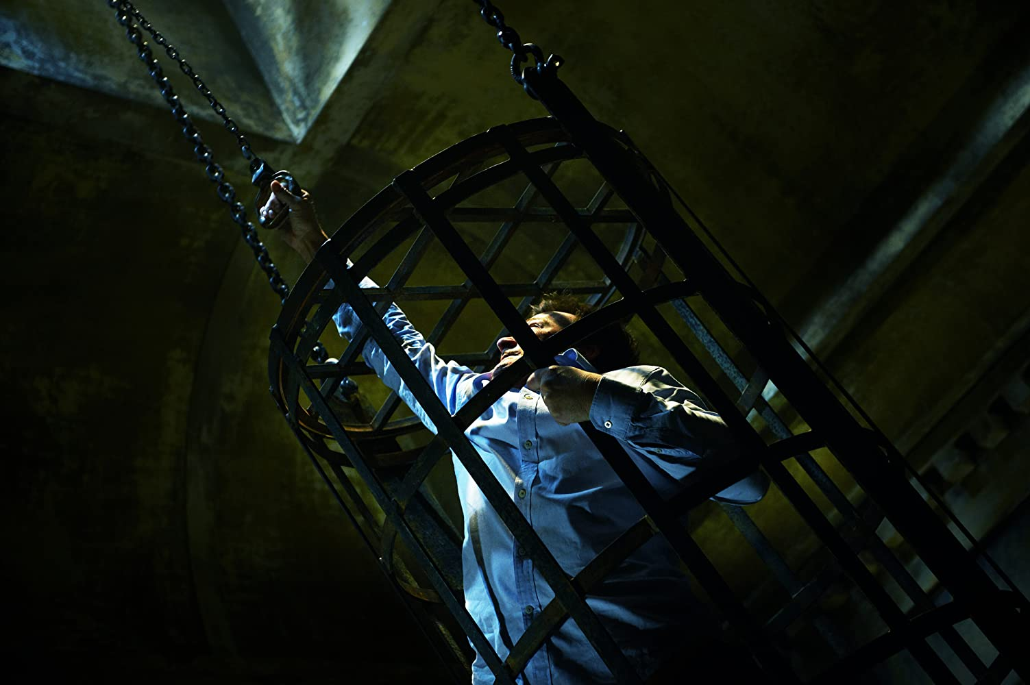 Sean Patrick Flanery in Saw 3D (2010)