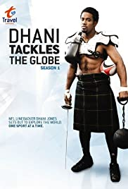 Dhani Tackles the Globe Poster