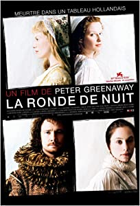 Whats a good movie to watch Nightwatching by Peter Greenaway [[movie]