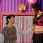 Kajal Aggarwal and Ram Charan in Govindudu Andari Vaadele (2014)