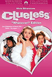 'Clueless': We're History Poster