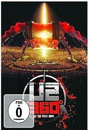 U2: 360 Degrees at the Rose Bowl Poster
