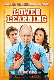 Jason Biggs, Eva Longoria, and Rob Corddry in Lower Learning (2008)