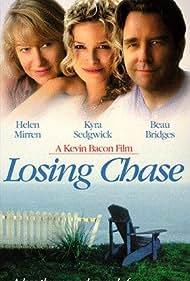 Helen Mirren, Beau Bridges, and Kyra Sedgwick in Losing Chase (1996)