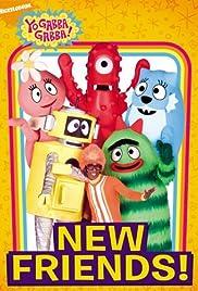 Yo Gabba Gabba! Poster - TV Show Forum, Cast, Reviews
