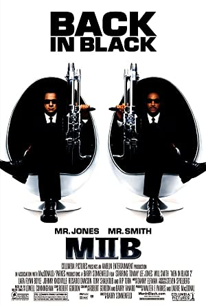 Men in Black II Poster Image