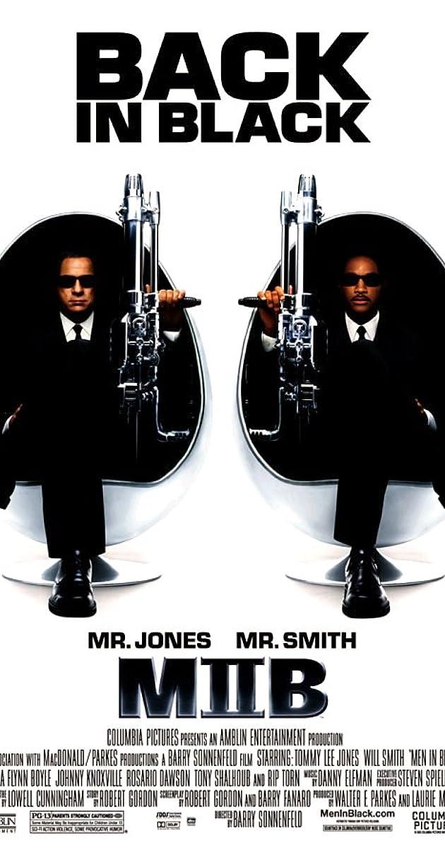 Free Download Men in Black II Full Movie