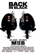Men in Black II (2002) Poster