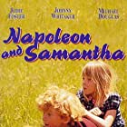 Jodie Foster, Johnny Whitaker, and Zamba in Napoleon and Samantha (1972)