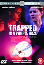 Trapped in a Purple Haze Poster