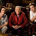 Hugh Hefner, Zach Cregger, and Trevor Moore in Miss March (2009)