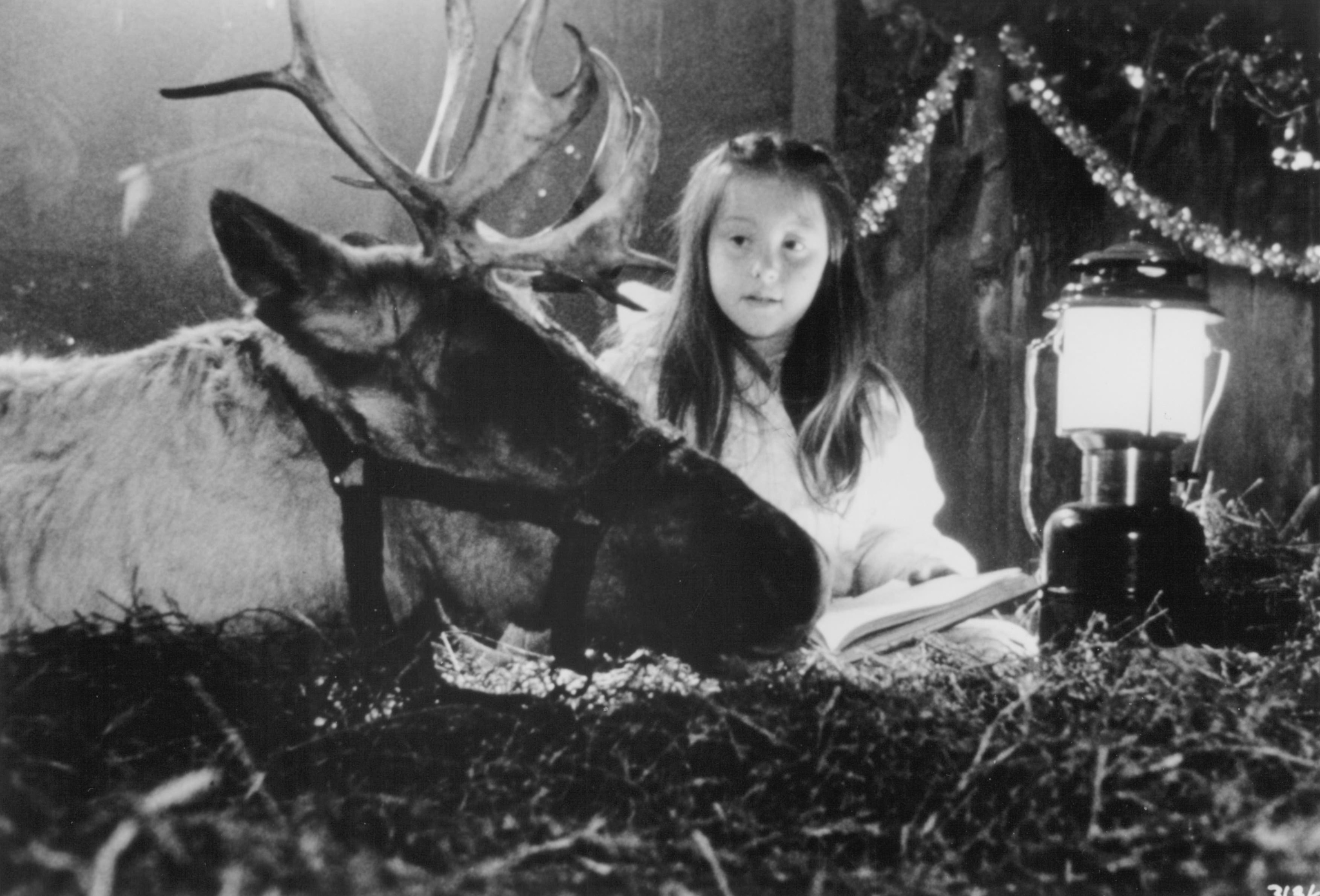 Rebecca Harrell Tickell in Prancer (1989)