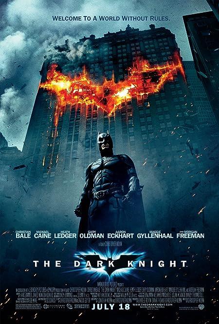 The Dark Knight (2008) Dual Audio [Hindi+English] Full Movie 480p, 720p Blu-Ray Download