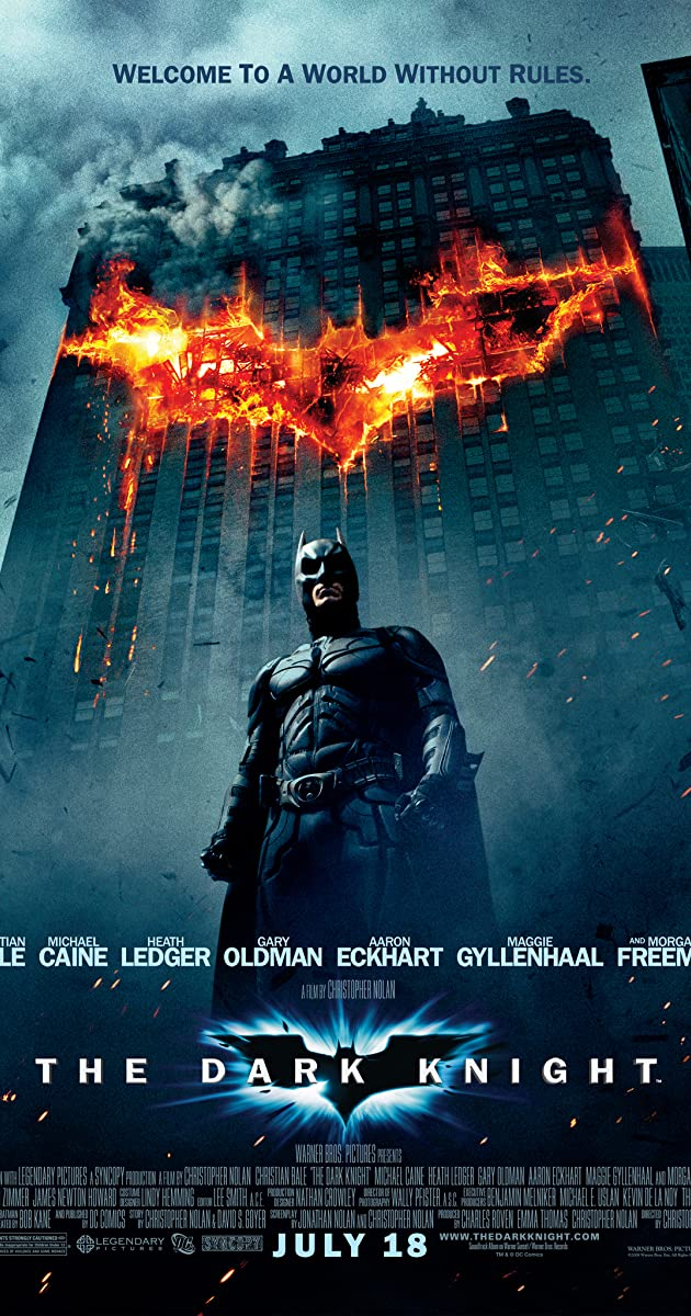 The Dark Knight (2008) - IMDb