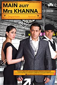 Main Aurr Mrs Khanna (2009) Poster - Movie Forum, Cast, Reviews