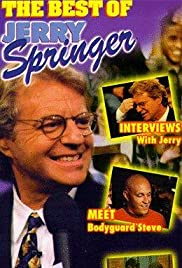 The Jerry Springer Show Poster