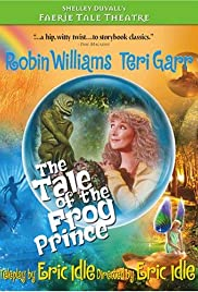 The Tale of the Frog Prince Poster