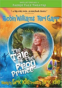 Website for downloading movie The Tale of the Frog Prince USA [hddvd]