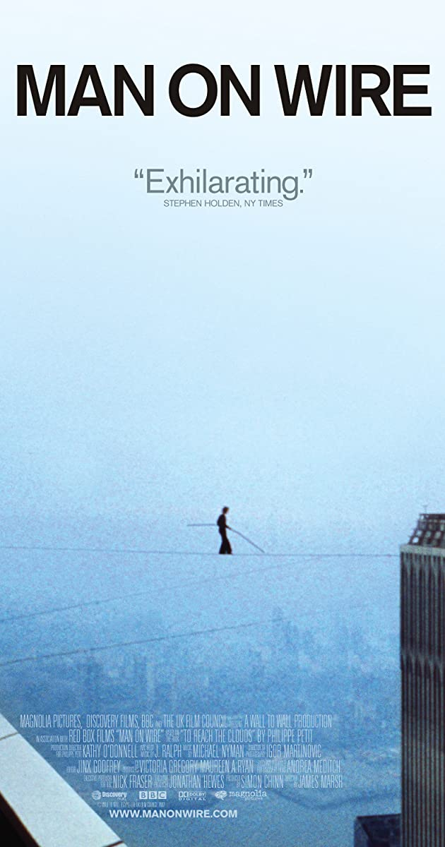 Man On Wire 2008 Imdb