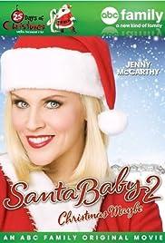 santa baby 2 christmas maybe poster - Santa Baby 2 Christmas Maybe