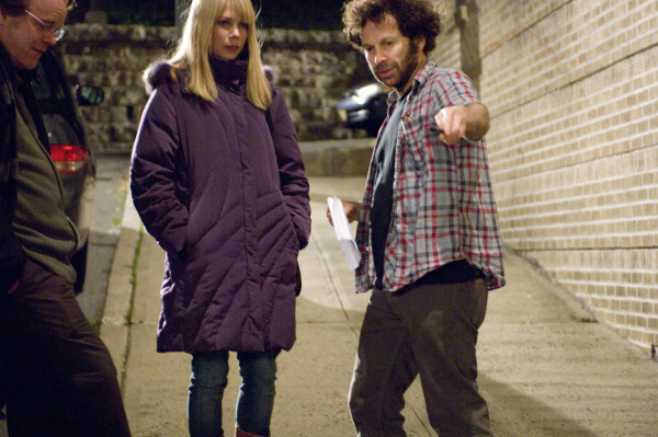 Charlie Kaufman and Michelle Williams in Synecdoche, New York (2008)