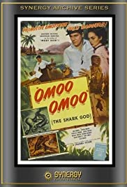 Omoo-Omoo the Shark God Poster