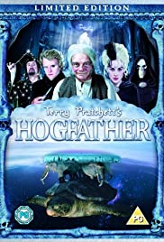 The Whole Hog: Making Terry Pratchett's 'Hogfather' Poster