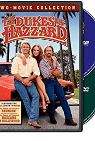 Catherine Bach, John Schneider, and Tom Wopat in The Dukes of Hazzard: Reunion! (1997)