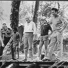 Tommy Lee Jones, Martha Plimpton, Norman Bennett, Nancy Lea Owen, and Shawn Smith in The River Rat (1984)