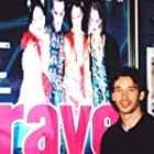 Director Ron Krauss at the Rave premiere, Cannes 2000.