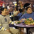 Aris Alvarado and Bobby Lee in Kickin' It Old Skool (2007)