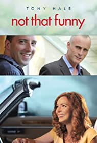 Tony Hale, Brigid Brannagh, and Timothy V. Murphy in Not That Funny (2012)