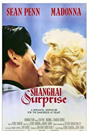 Shanghai Surprise (1986) Poster - Movie Forum, Cast, Reviews