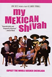 My Mexican Shivah Poster