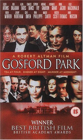 Gosford Park 2001 Photo Gallery Imdb