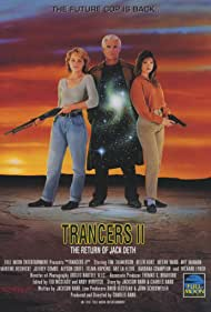 Trancers II (1991) Poster - Movie Forum, Cast, Reviews