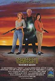 Trancers II Poster