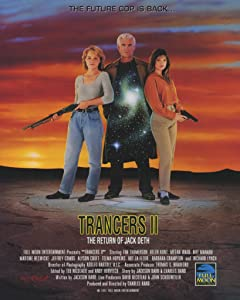 Trancers II movie download in hd