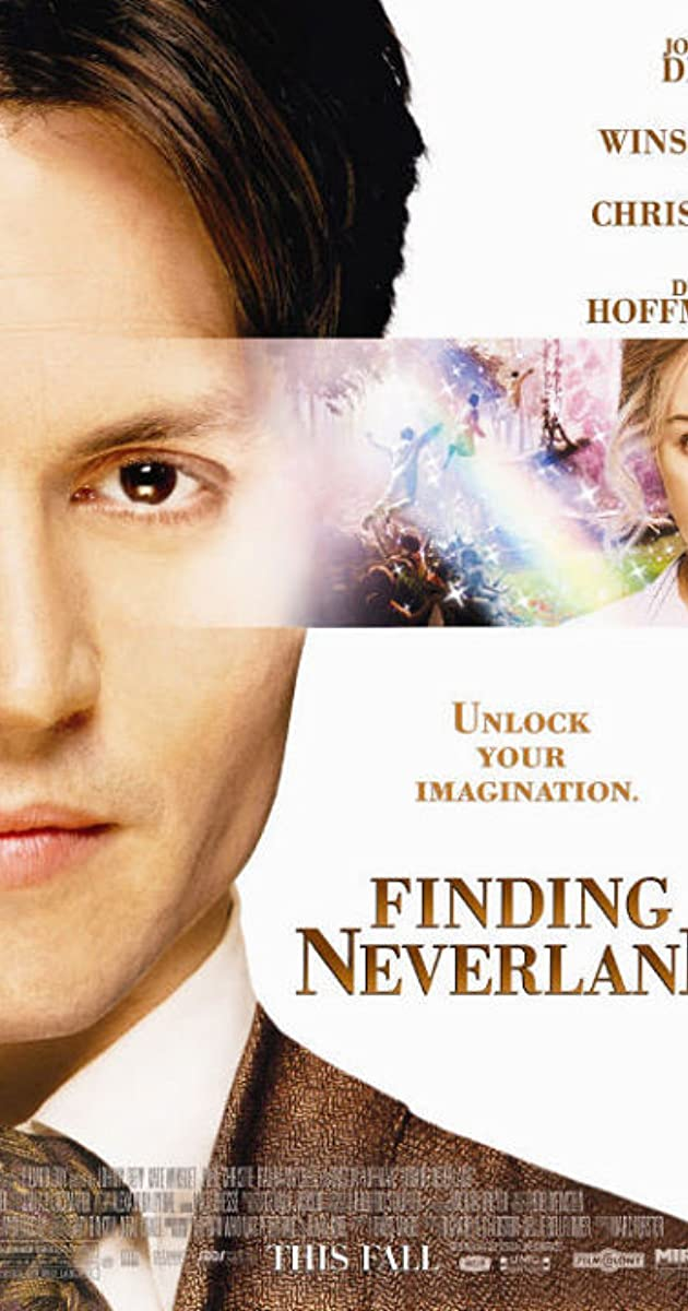 Subtitle of Finding Neverland