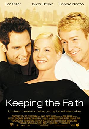Keeping the Faith Poster Image