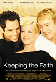 Keeping the Faith (2000) Poster - Movie Forum, Cast, Reviews