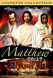Matthew 26:17 Poster