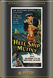 Hell Ship Mutiny Poster