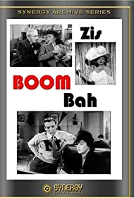 Richard 'Skeets' Gallagher, Huntz Hall, Grace Hayes, and Mary Healy in Zis Boom Bah (1941)
