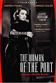 The Woman of the Port Poster