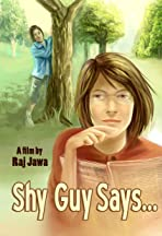 Shy Guy Says...