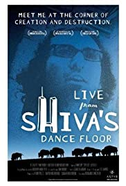 Live from Shiva's Dance Floor Poster