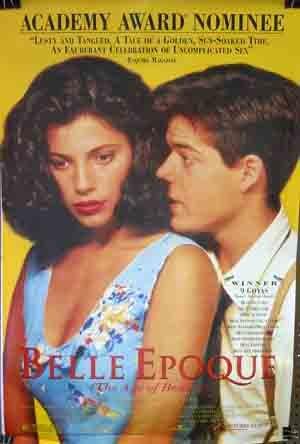 Jorge Sanz and Maribel Verdú in Belle Epoque (1992)